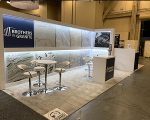 SURFACES 2020 - BROTHER IN GRANITE