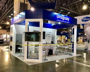 CONVENTION BIO 2019 - URUGUAY PAVILION